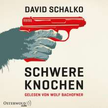 David Schalko: Schwere Knochen, 3 CDs
