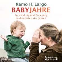 Remo H. Largo: Babyjahre, 2 CDs