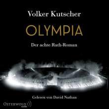 Volker Kutscher: Olympia (Die Gereon-Rath-Romane  8), 2 CDs