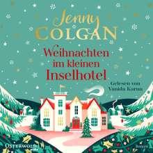 Jenny Colgan: Weihnachten im kleinen Inselhotel, 2 Diverse