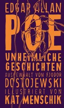 Edgar Allan Poe: Poe: Unheimliche Geschichten, Buch