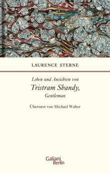Laurence Sterne: Leben und Ansichten von Tristram Shandy, Gentleman, Buch