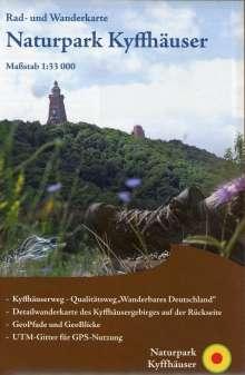 Naturpark Kyffhäuser 1: 33 000, Diverse
