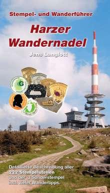 Jens Langlott: Harzer Wandernadel, Buch