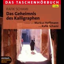 Rafik Schami: Das Geheimnis des Kalligraphen, 7 CDs
