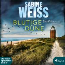 Blutige Düne-Ein Sylt-Krimi, 2 MP3-CDs