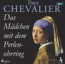 Das Mädchen mit dem Perlenohrring, MP3-CD