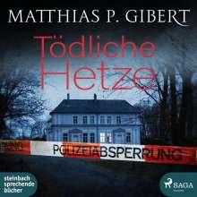 Thilo Hains(4)-Tödliche Hetze, 2 MP3-CDs