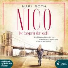 Nico - Die Sängerin Der Nacht, 2 MP3-CDs