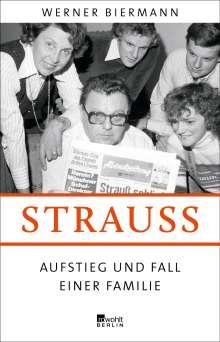 Werner Biermann: Strauß, Buch