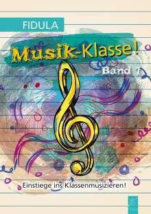 Eckart Vogel: Musik-Klasse!, Buch