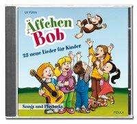 Uli Führe: Äffchen Bob - CD, CD