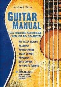 Wieland Harms: Guitar Manual, Buch
