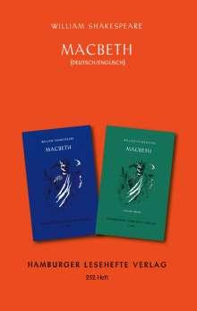 William Shakespeare: Macbeth, Buch