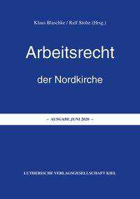 Arbeitsrecht der Nordkirche - 2020, Buch