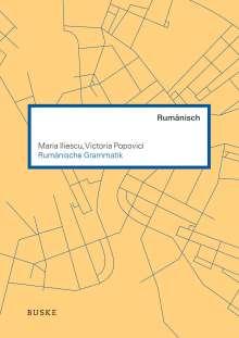 Maria Iliescu: Rumänische Grammatik, Buch