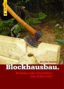 Jan-Ove Jansson: Blockhausbau, Buch
