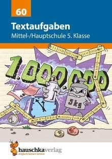 Susanne Kopetz: Textaufgaben Mittel-/Hauptschule 5. Klasse, Buch