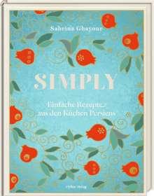 Sabrina Ghayour: Simply, Buch