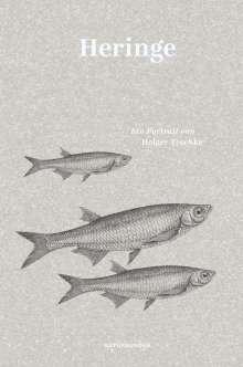 Holger Teschke: Heringe, Buch