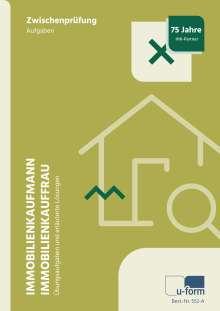 Peter Becker: Immobilienkaufmann/Immobilienkauffrau, Buch
