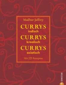 Madhur Jaffrey: Currys, Currys, Currys, Buch