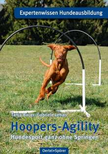 Tanja Bauer: Hoopers-Agility, Buch