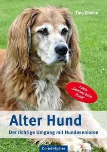 Tina Ehmke: Alter Hund, Buch
