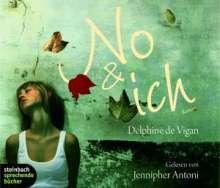 Delphine de Vigan: No und ich, 4 CDs