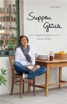 Sonja Riker: Suppenglück, Buch