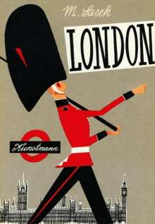 Miroslav Sasek: London, Buch