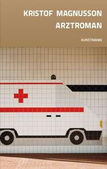 Kristof Magnusson: Arztroman, Buch