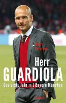Martí Perarnau: Herr Guardiola, Buch