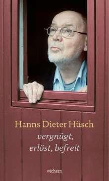 Hanns Dieter Hüsch: Vergnügt, erlöst, befreit, Buch