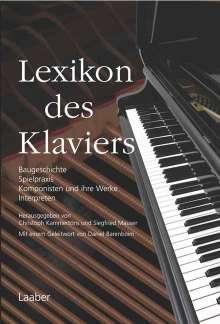 Lexikon des Klaviers, Buch