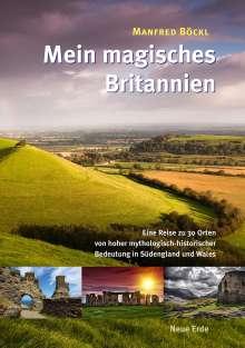 Manfred Böckl: Mein magisches Britannien, Buch
