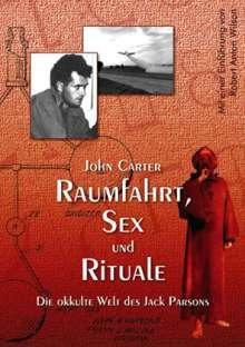 John Carter: Raumfahrt, Sex und Rituale, Buch