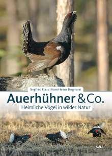 Siegfried Klaus: Auerhühner & Co., Buch