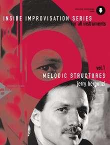 Jerry Bergonzi: Melodic Structures, Noten
