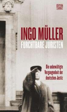 Ingo Müller: Furchtbare Juristen, Buch