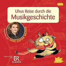 Uhus Reise durch die Musikgeschichte, 14 CDs