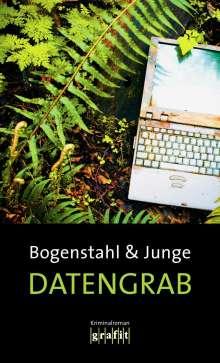 Reinhard Junge: Datengrab, Buch