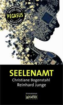 Reinhard Junge: Seelenamt, Buch