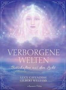 Lucy Cavendish: Verborgene Welten, Buch