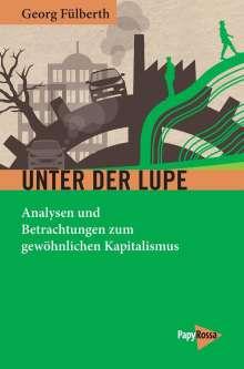 Georg Fülberth: Unter der Lupe, Buch