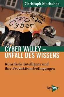Marischka Christoph: Cyber Valley - Unfall des Wissens, Buch