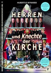 Hubertus Mynarek: Herren und Knechte der Kirche, Buch