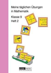 Klasse 9. H.2, Buch