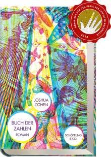 Joshua Cohen: Buch der Zahlen, Buch