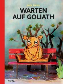 Antje Damm: Warten auf Goliath, Buch